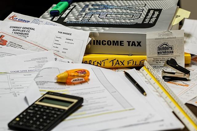 税金あれこれ